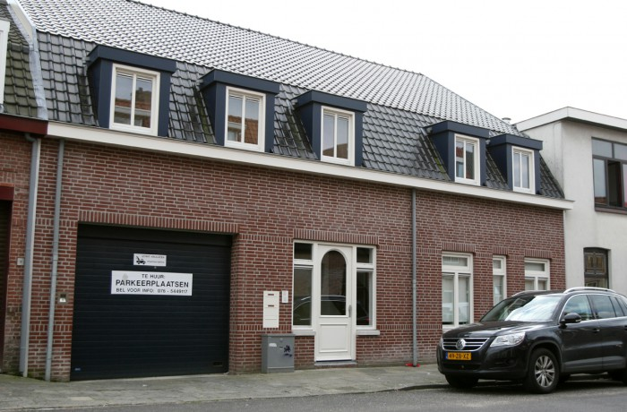 Appartementen Bergen op Zoom